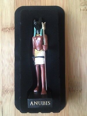 BRAND NEW Cond:  Egyptian Anubis Collectable Figurine (in box) $12.95