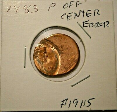 U S MINT LINCOLN Cent  Unplated Coin Error  1991 P  2 5