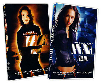 Dark Angel - The Complete First(1St) And Second (2Nd )Season (Keepcase) (2 (Dvd)