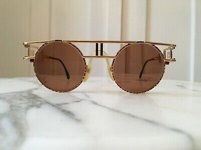 3b7468389462 CAZAL VINTAGE SUNGLASSES Model 907 rare Pink from 1988 -PREVIOUSLY ...