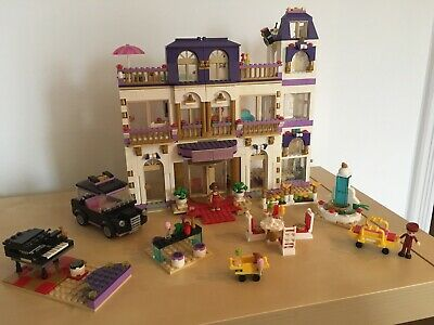 Lego 41101 Friends Heartlake Grand Hotel Brand New Eur 17518