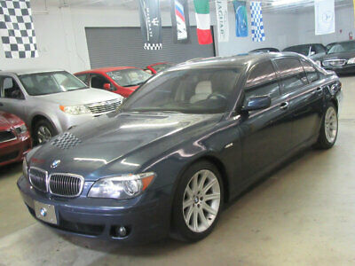 2006 BMW 7 Series 750Li $10300 includes shipping 58,000 miles 1 owner clean carfax Florida nonsmoker car