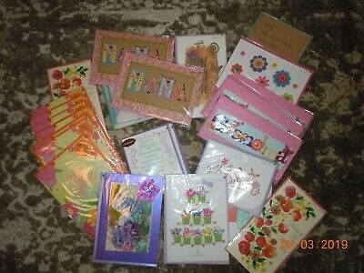 602fa35f086190 Papyrus Lot Of 25 Mothers Day Cards   Over  150.00 Value