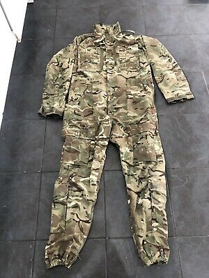 3a55a7374bfb2 Coverall British Army Coveralls Suit MTP AFV Multicam Crewman Camo  Camouflage