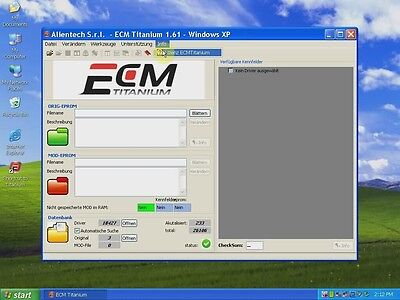 New ECM Titanium 26100 drivers SoftWare Tuning Remap Control + winols 2.24 full