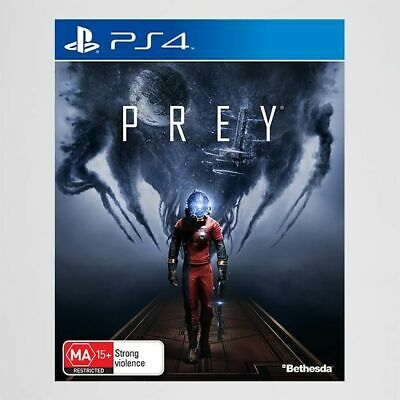Sealed Brand New Prey Game (PS4, Playstation 4) FREE SHIPPING