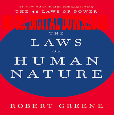 The Laws of Human Nature by Robert Greene [AUDIO]
