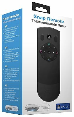 Official Sony PlayStation PS4 Universal Media Remote for Streaming, DVDs etc
