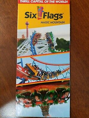 Six Flags Magic Mountain Code Off Savings Deal Regular Admission Ticket Single