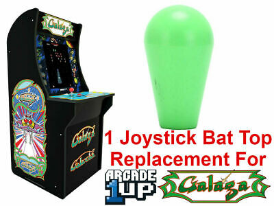 Arcade1up Galaga Rampage Street Fighter Pac-Man 1 Joystick Bat Top Handle