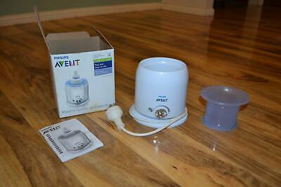 Phillips Avent electric bottle warmer