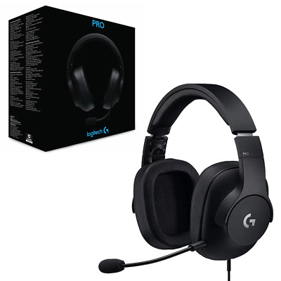 Logitech G Pro Wired Gaming Headset NEW