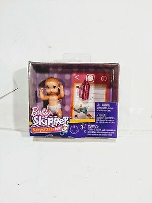 Barbie Skipper Babysitters Inc. Sleepy Baby Story Pack