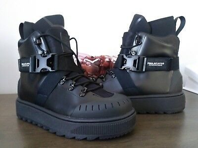 350674acc38 New Puma Ren Boot O.MOSCOW OUTLAW AYTAO Mens sz 11 Winter Black 367100 01