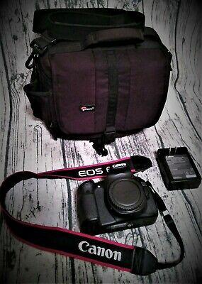 Canon EOS 60D 18.0 MP Digital SLR Camera Body Only
