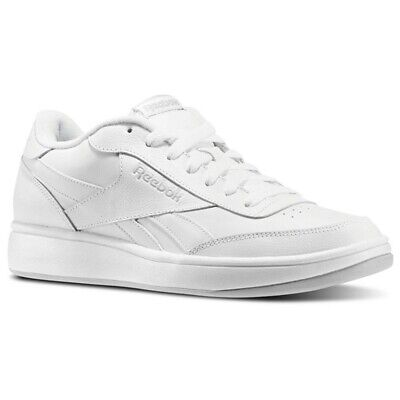 premium selection 0f1c3 3dfd4 reebok men s classic ace tennis sneaker. REEBOK CL ACE Classic White  Leather Tennis Court Athletic Shoes ...