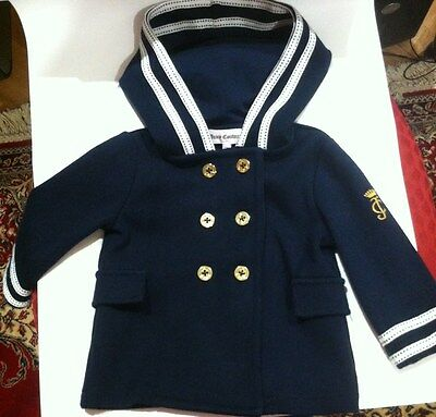 Juicy Couture classic coat - 12m