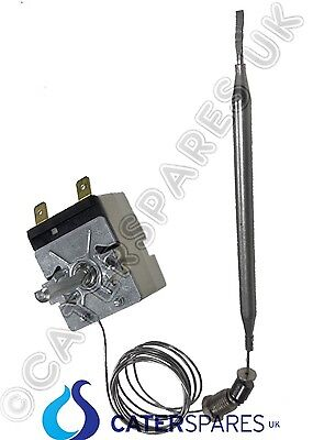 Bartlett 3925-212 Deep Fat Chip Fryer Operating Control Thermostat & Gland Nut