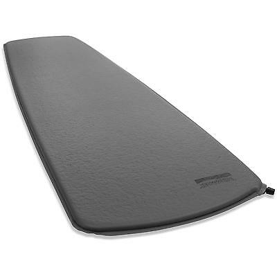 Thermarest Trail scout inflatable mat Large grey autoinflable