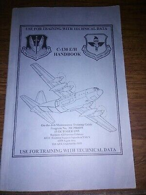 Lockheed C-130E/H Hercules Training Manual original issue