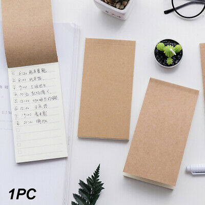 Helpful Note Pad Shopping List Things To do List Memo Pad Home School Office Use