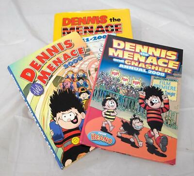 DENNIS THE MENACE Book Annual 50 Years of Mischief Beano unclipped