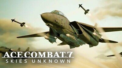 Ace Combat 7 Skies Unknown Season Pass PS4 REQUIRES BASE GAME