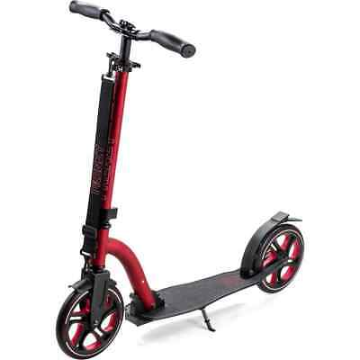Frenzy 215mm Recreational Complete Commuter Scooter - Red