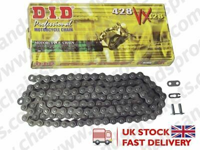 DID X-Ring Motorcycle Chain 428VX 134  fits Yamaha WR125 R-Y,Z,A 09-14