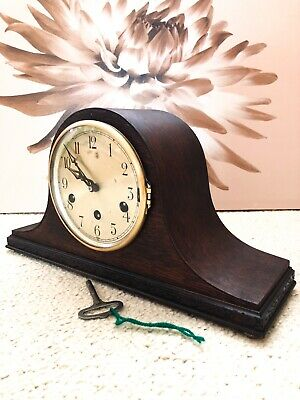 vintage mantel clock working