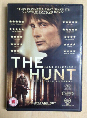 The Hunt. Mads Mikkelsen DVD