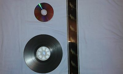 IMAX 70mm DOLPHINES 2 2000 TRAILER/FILM/MOVIE/FLAT/TEASER/BANDE (15/70) NO 35mm