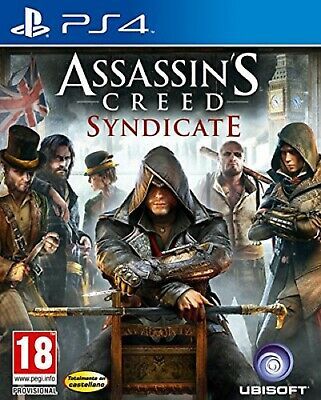 PS4 Assassins Creed Syndicate Nuevo Precintado Pal España