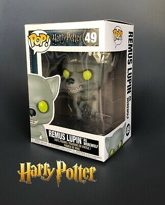 Harry Potter Remus Lupin As Werewolf Funko Pop Vinyl Exclusive Special Edition