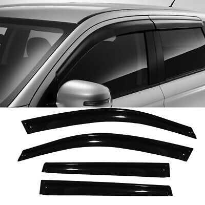 19172622 GM Vent Shade Visor Wind Deflectors with GM Logo for Full Size SUV/'s