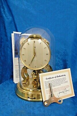 Schatz 1000 Day German  Anniversary Clock Restored  Make A Beautiful Gift