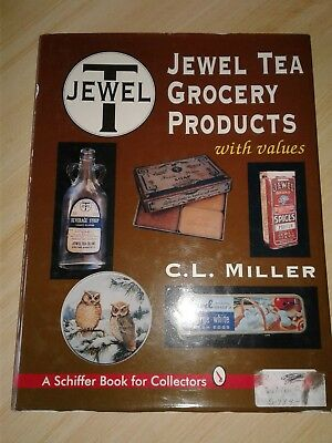 jewel tea grocery products book