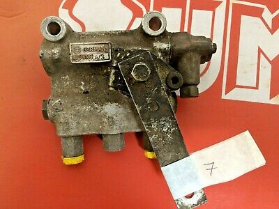 Mercedes Bosch Air Suspension Valve for W112, W109 and W100 0-500-003-004 3/1