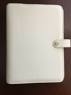 Webster S Pages Color Crush A5 Planner Classic White With Gold
