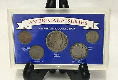 Americana Series Coin Collection