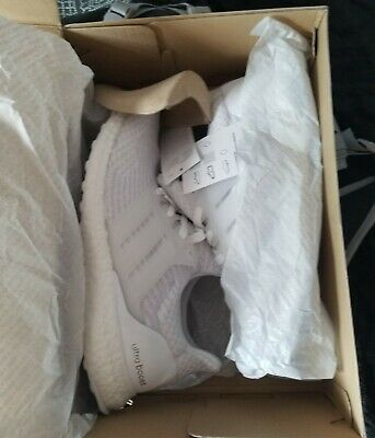 a30fd39c959a BRAND NEW ADIDAS Ultra Boost 3.0 Triple White Size 9 -  250.00 ...