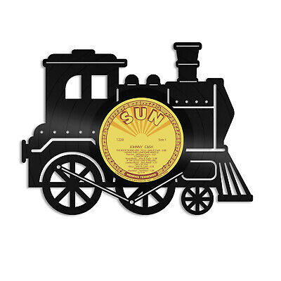 Train Vinyl Wall Art Unique Gift For Home Kids Room Anniversary Decoration
