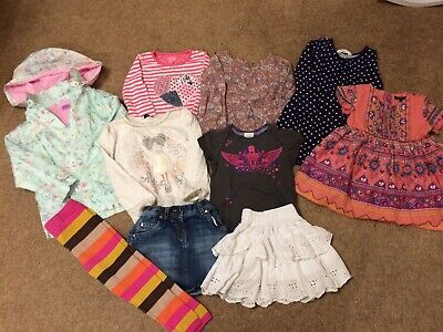 Lovely Bundle Of Girl Clothes 3-4 Years