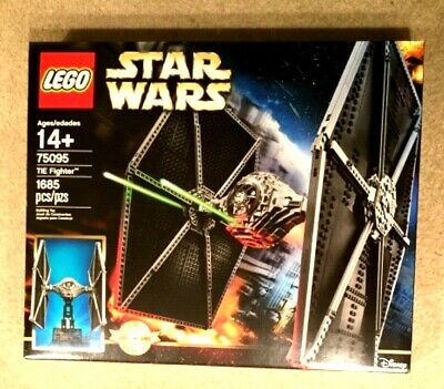 LEGO Star Wars: TIE FIGHTER # 75095 (AGE 14+ PCS1685) Sealed