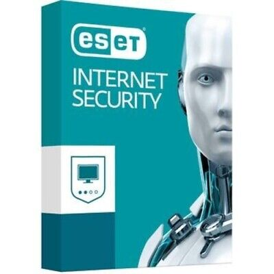 Eset Internet Security 1 PC 2 Year - Email Code