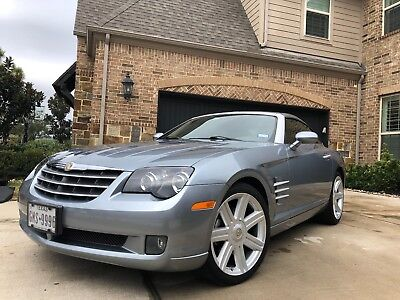 2004 Chrysler Crossfire Limited 2004 Chrysler Crossfire Limited Coupe