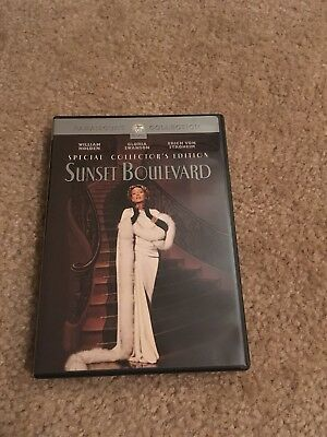 Sunset Boulevard Dvd Special Collector'S Edition
