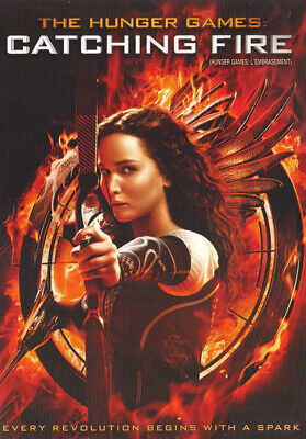 The Hunger Games - Catching Fire (Bilingual) (Dvd)