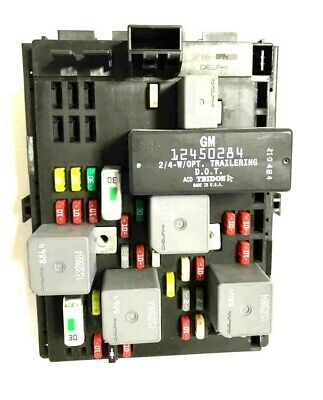 2005 Rendezvous Interior Cabin Fuse Box Junction OEM 10350252 *Free Shipping*
