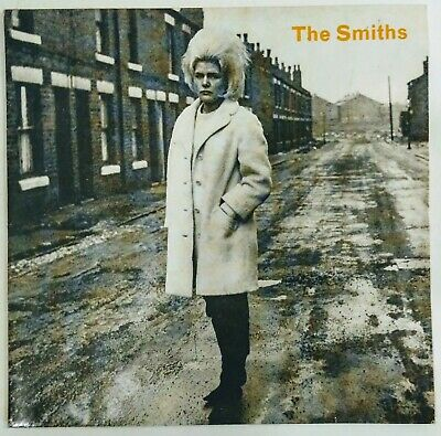"""The Smiths Heaven Knows I'm Miserable Now 1st Rough Trade U.K. RT 156 7"""" 1984"""